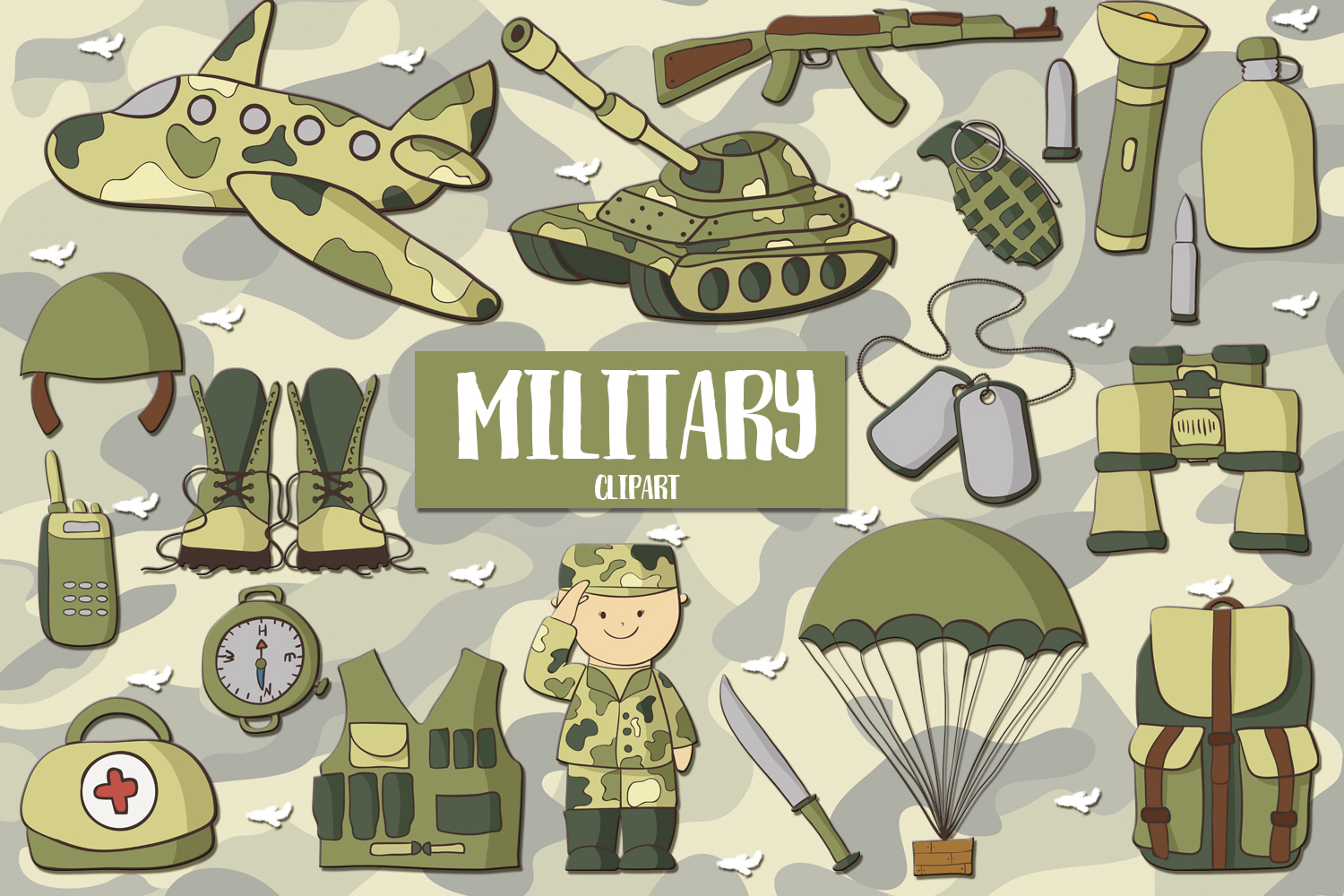 Military example image 1