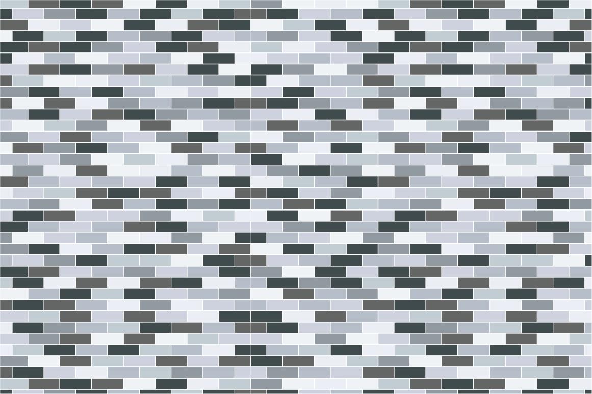 Mosaic wall textures - seamless. example image 4