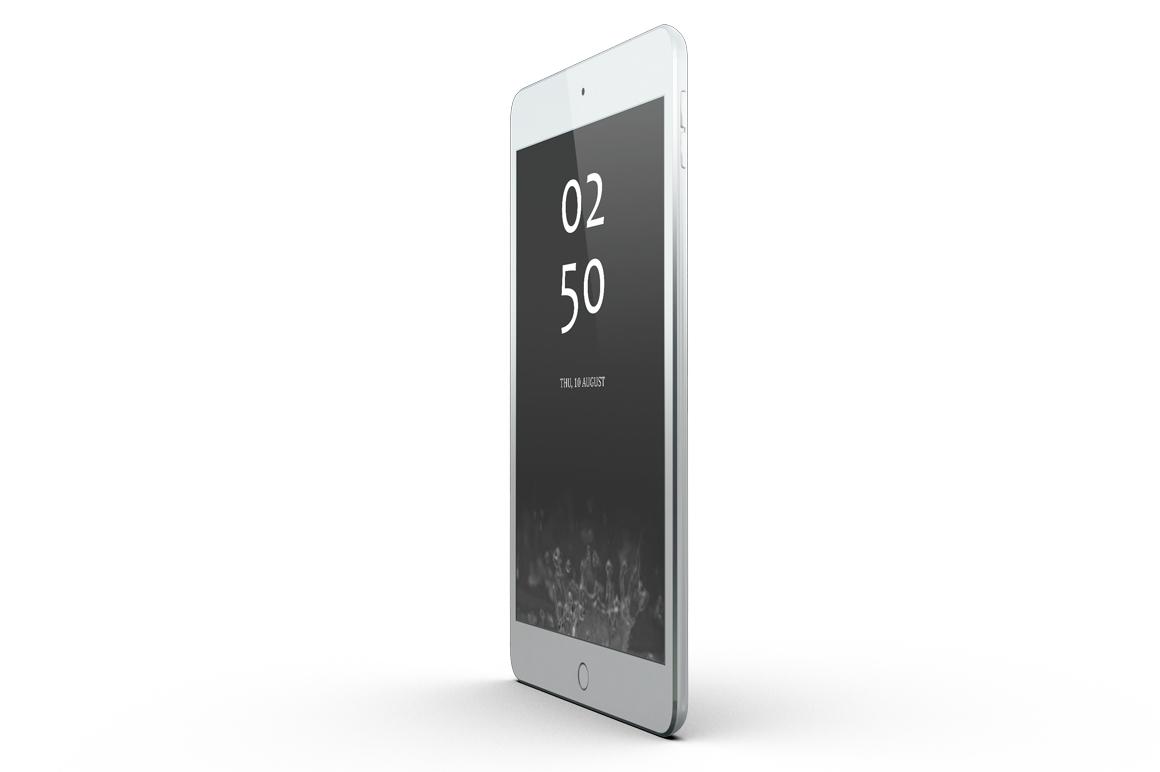 iPad Mini 4 Mock-up example image 5