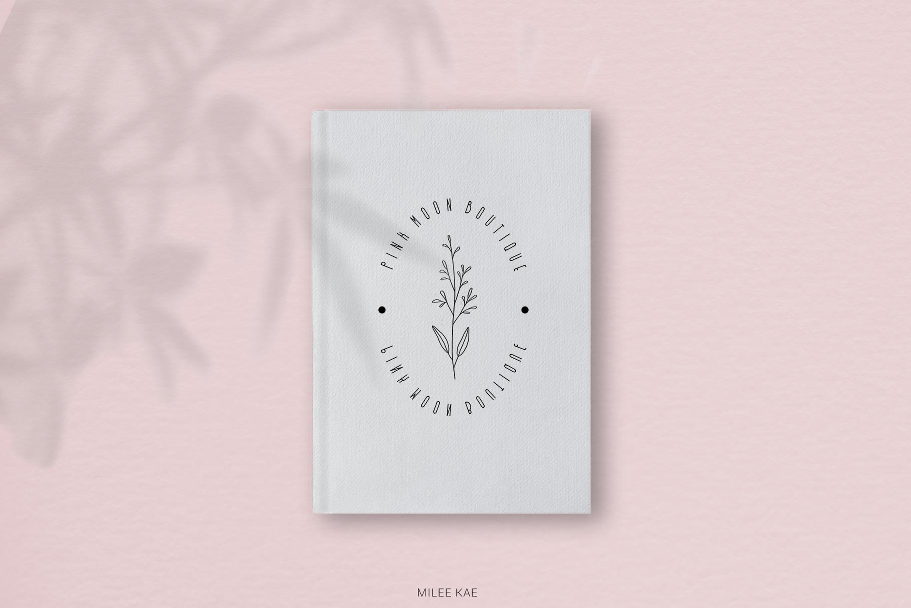40 Modern Botanical Illustrations example image 3