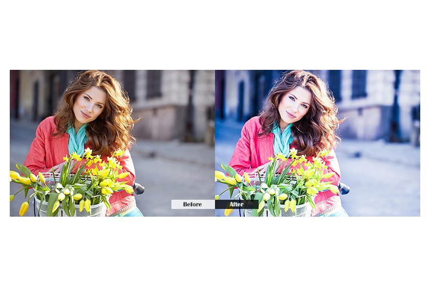 Color Pop Lightroom Mobile Presets example image 3