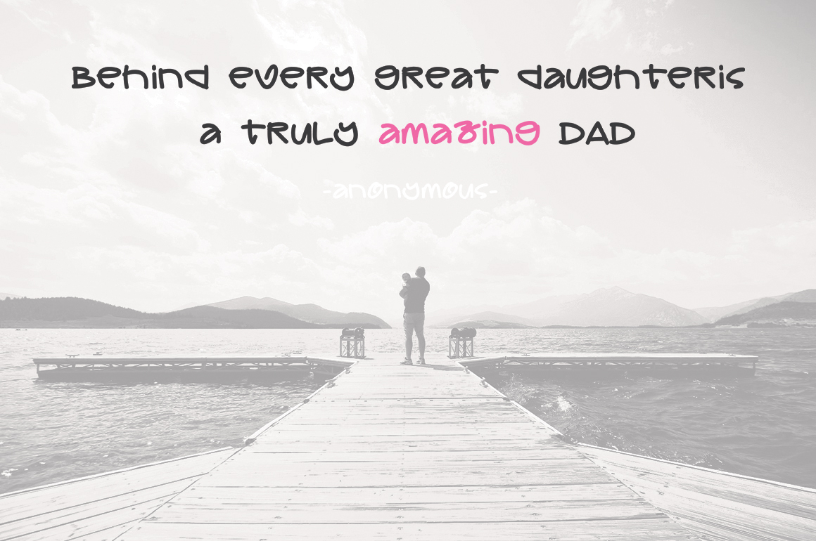 Dear Daddy example image 2