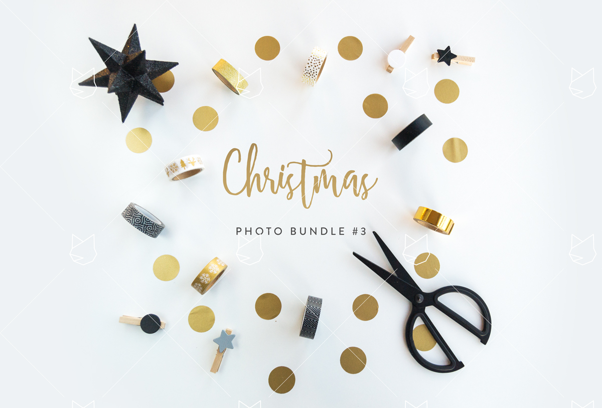 Christmas Photo Bundle #3 with FREE BONUS example image 10
