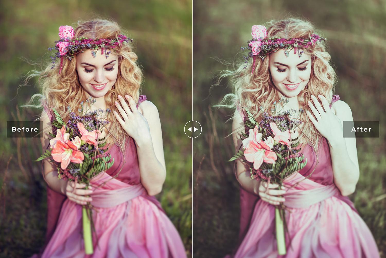 Wonderland Mobile & Desktop Lightroom Presets Collection example image 3