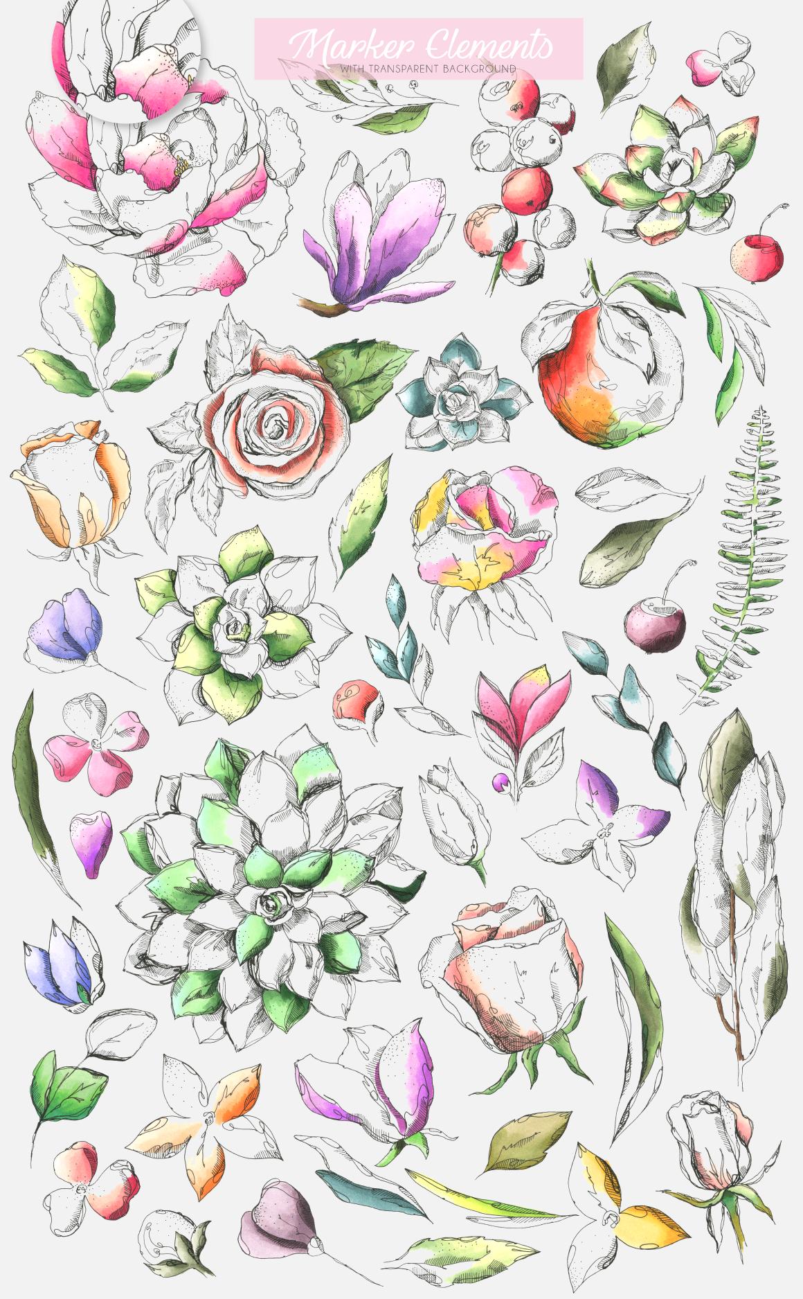 Botanic Marker Collection example image 6