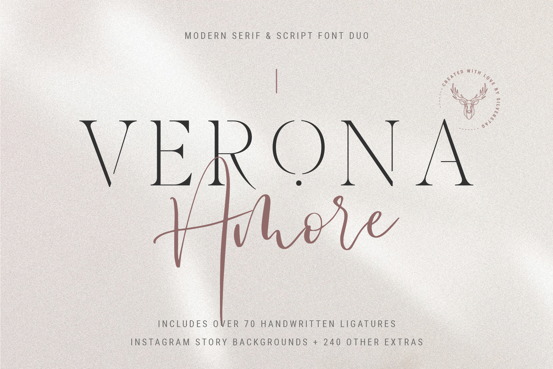 Font Bundle - Limited Time Edition With 80 Percent OFF example image 12