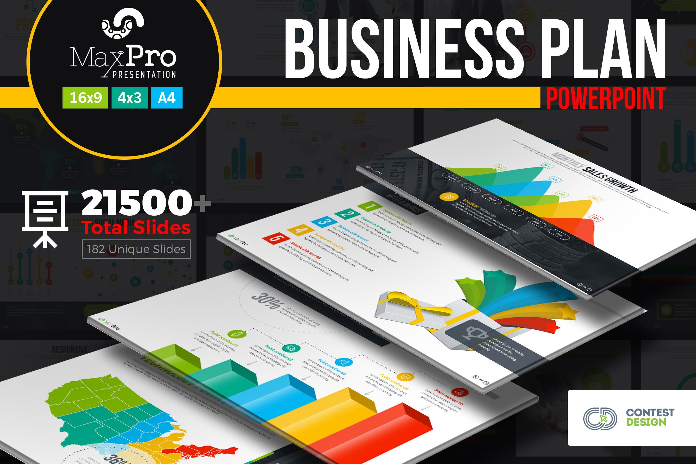 BusinessPlan PowerPoint Presentation example image 1