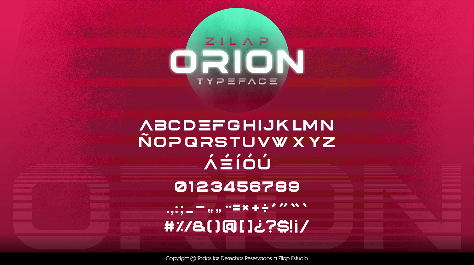 Zilap Orion example image 4