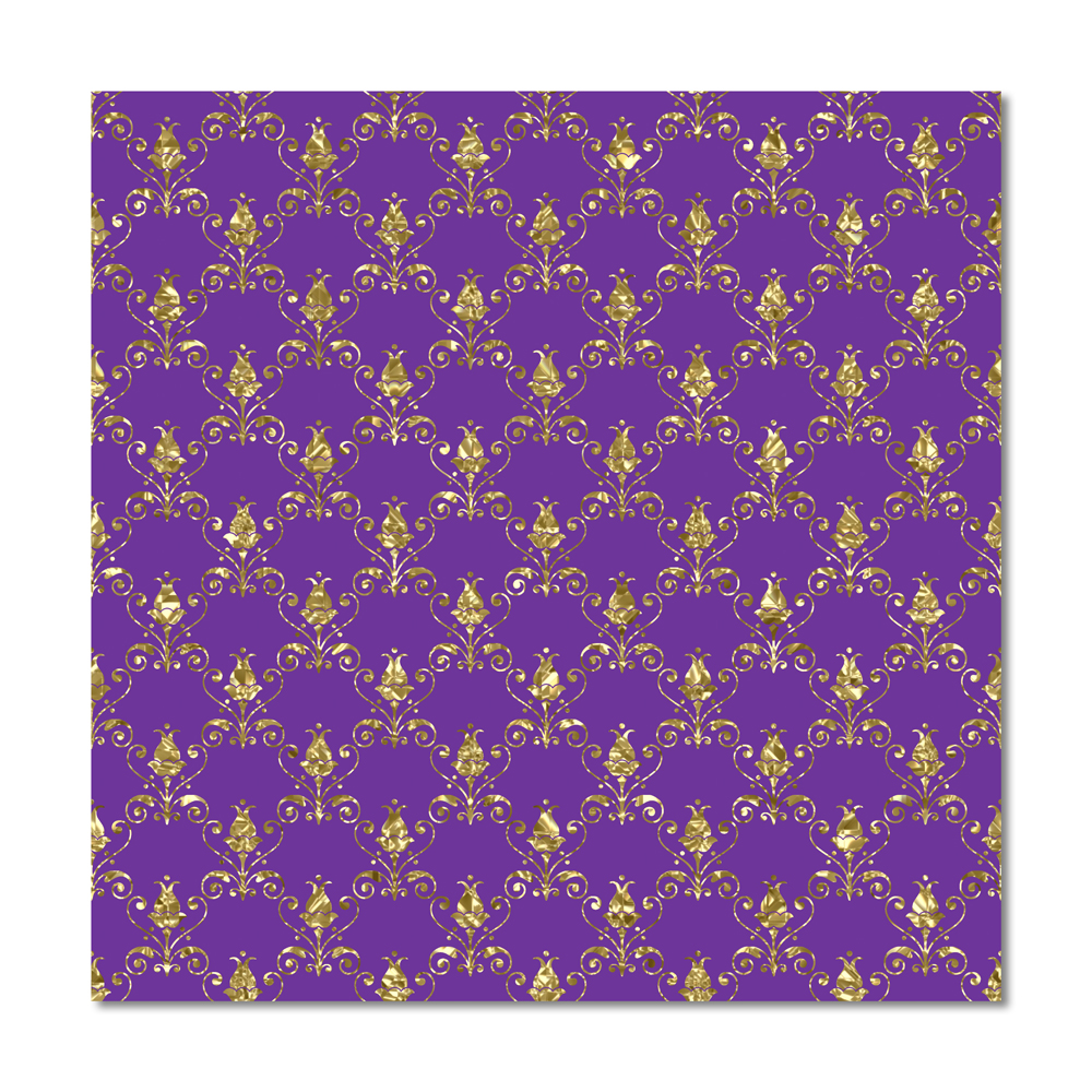 Purple and Gold example image 2