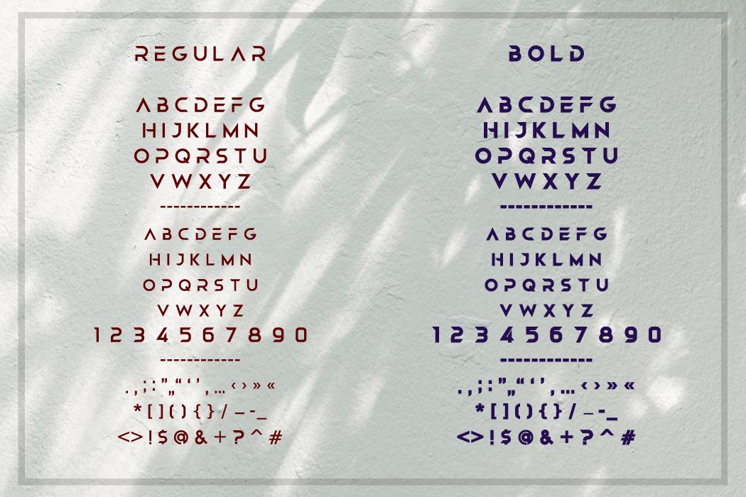 Rintexy Font example image 9
