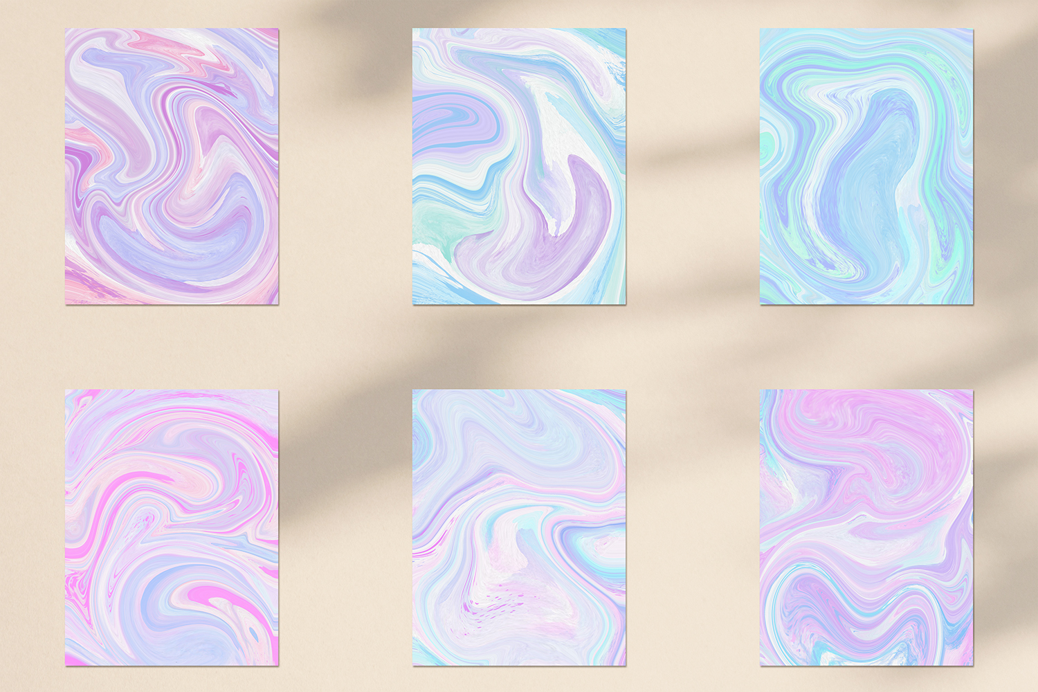 Agate Textures - Wedding Backgrounds example image 3