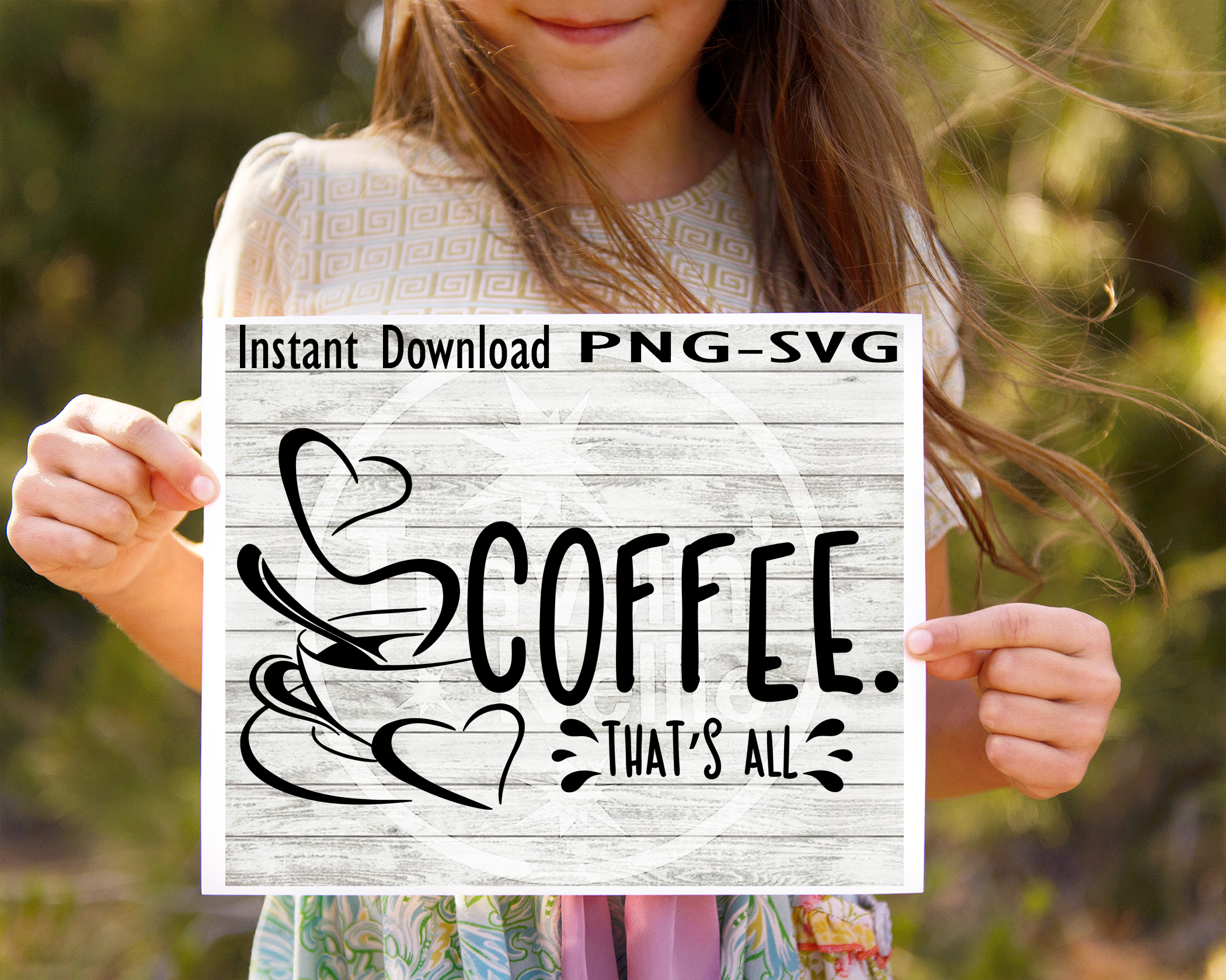 Coffee SVG Bundle Funny Coffee Quotes Sayings Cut File example image 2