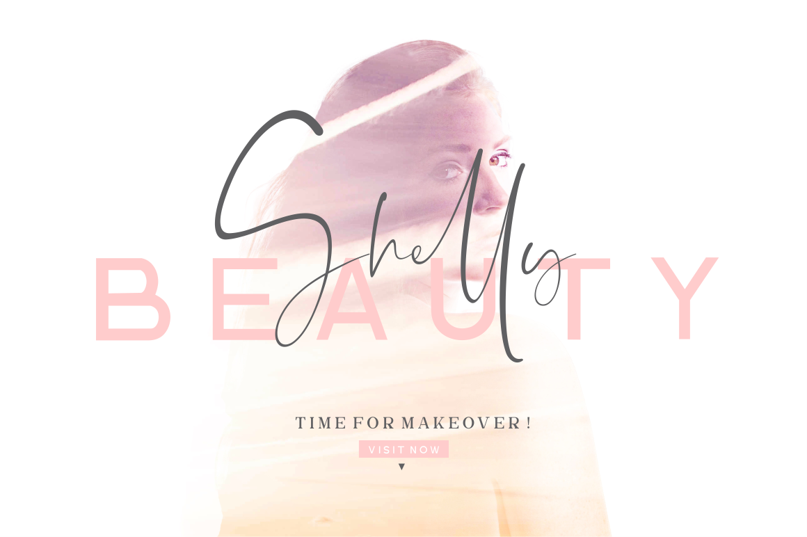 The Brittany // Font Trio example image 12