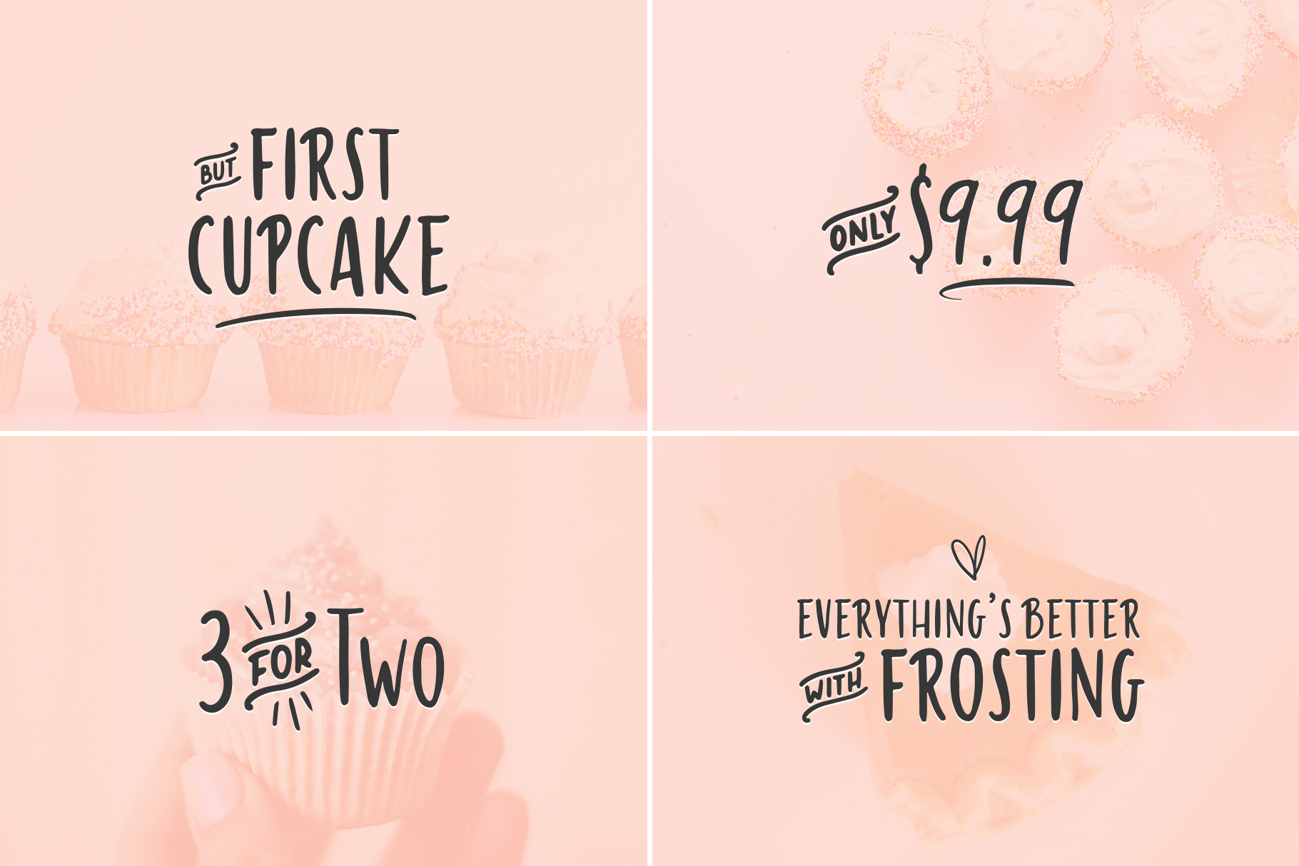 Cake & Cutie | A Handwritten Typeface example image 5