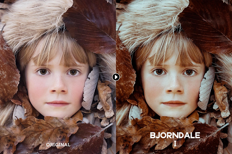 Bjorndale Presets for Lightroom & ACR, Desktop & Mobile example image 2