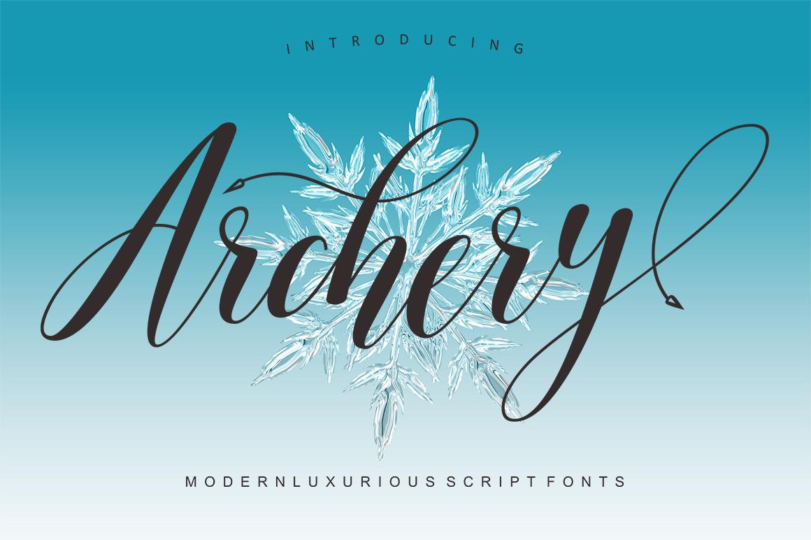 Archery Script example image 1