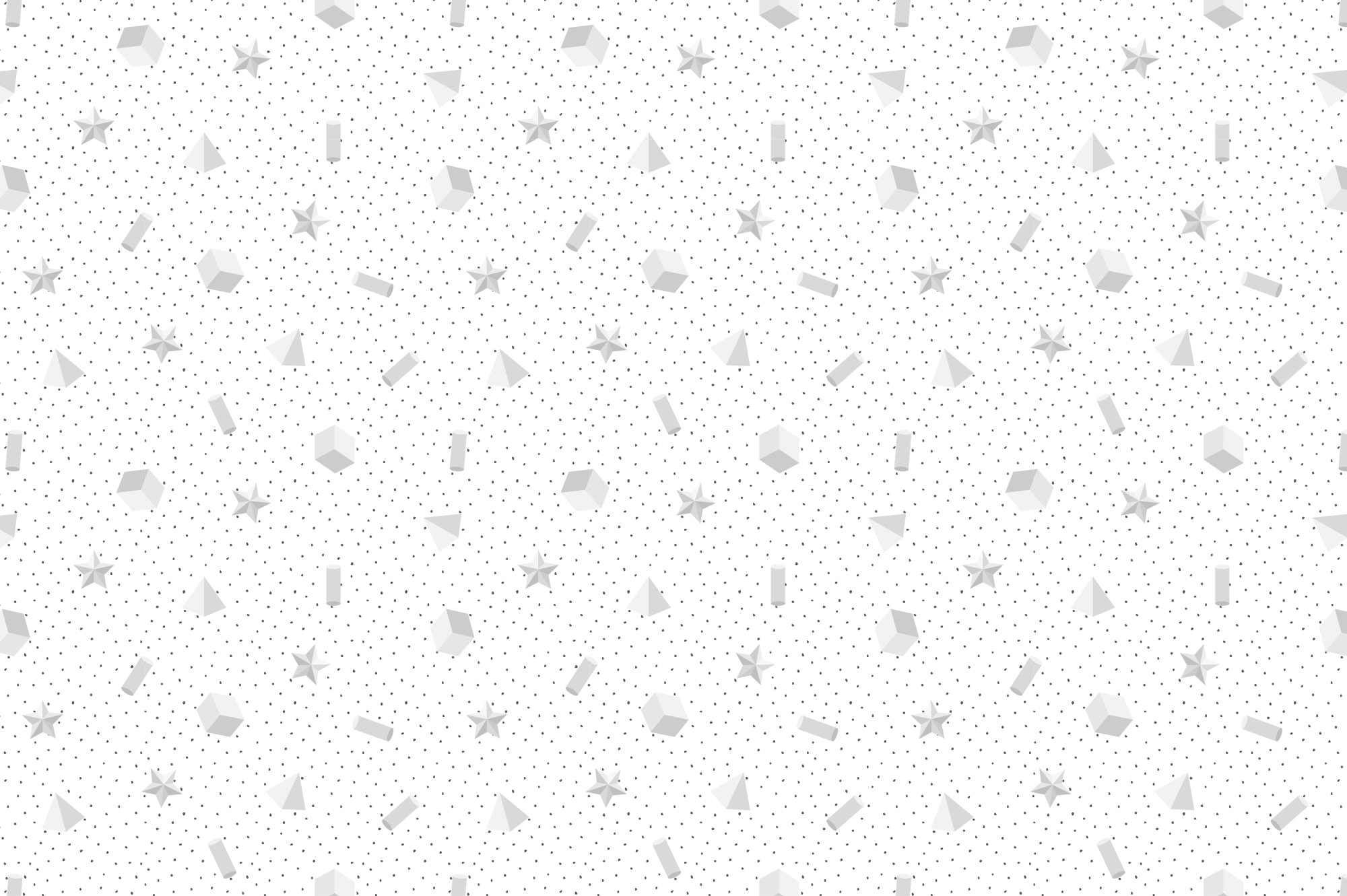Memphis seamless patterns. example image 7