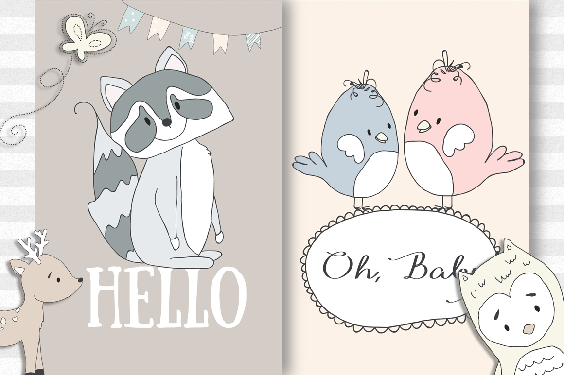 Very cute pack! example image 3