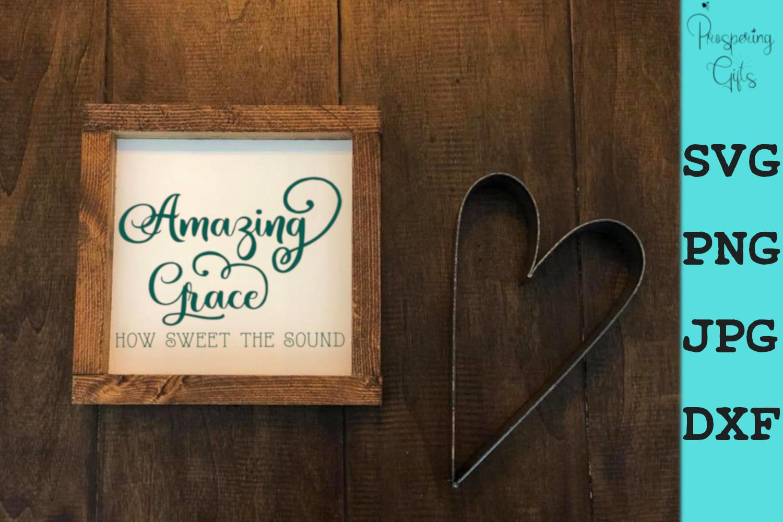 Amazing Grace example image 2