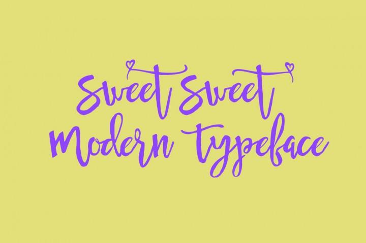 Shingitalis Typeface example image 8