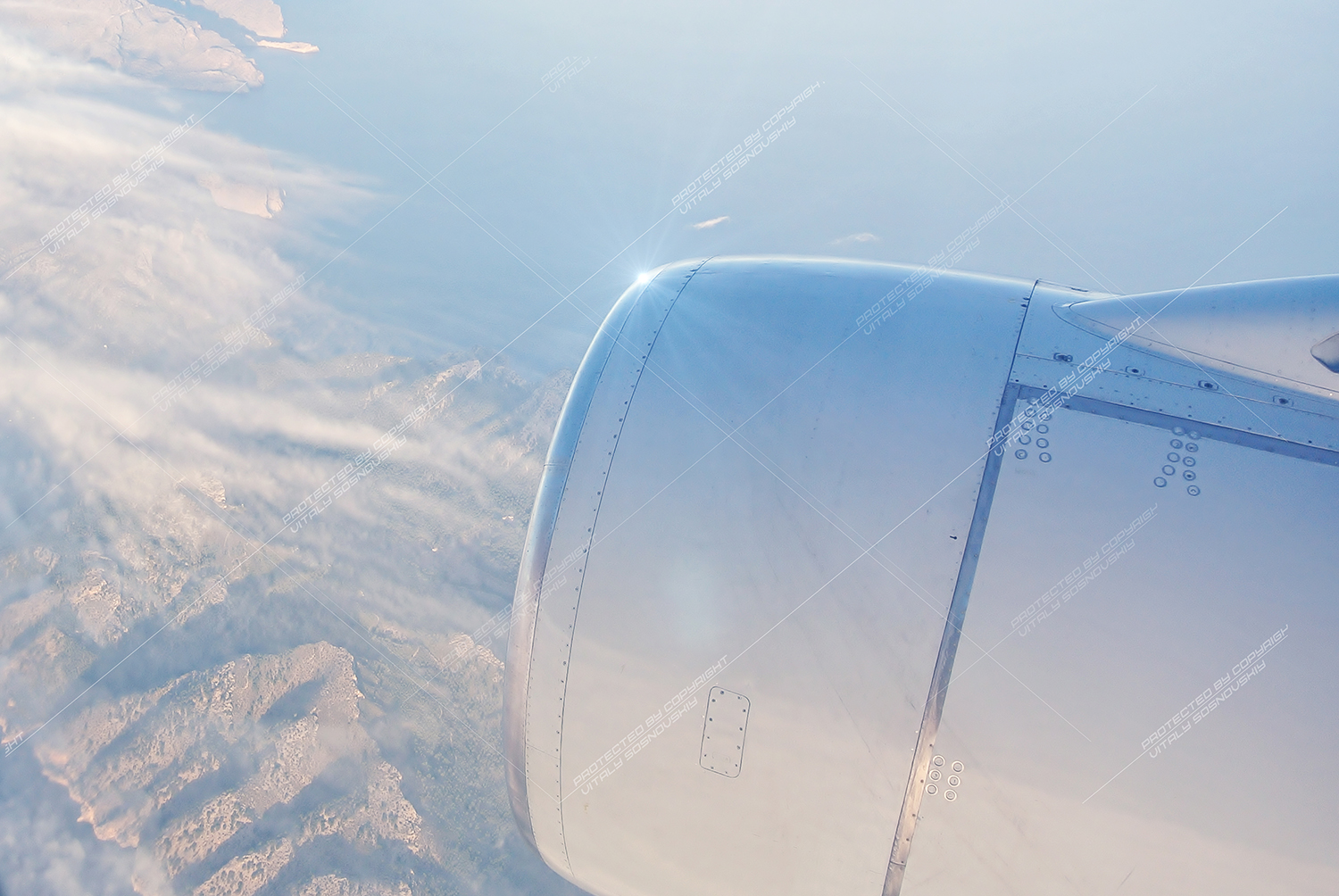 20 Photos clouds and wings of airplanes example image 4