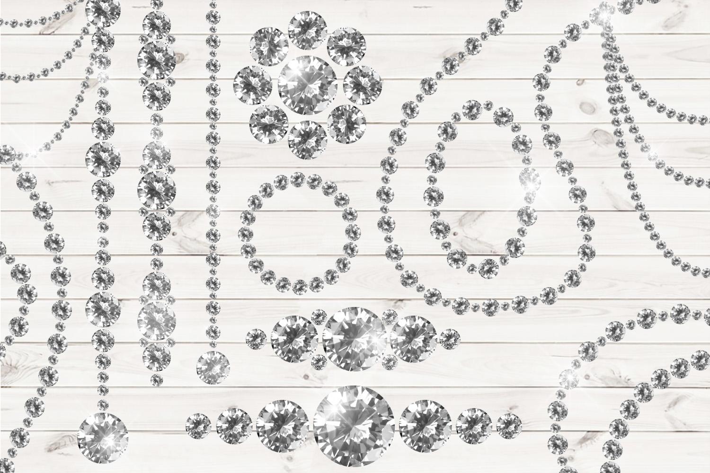 Luxury Diamond Clipart example image 6