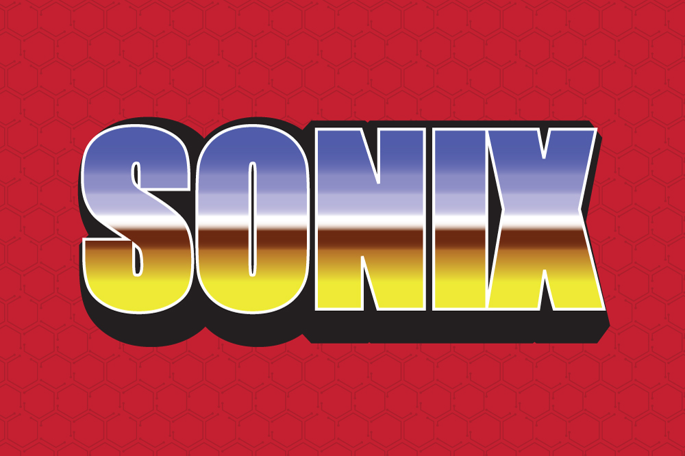 10 Game Title Graphic Style for Adobe Illustrator example image 10