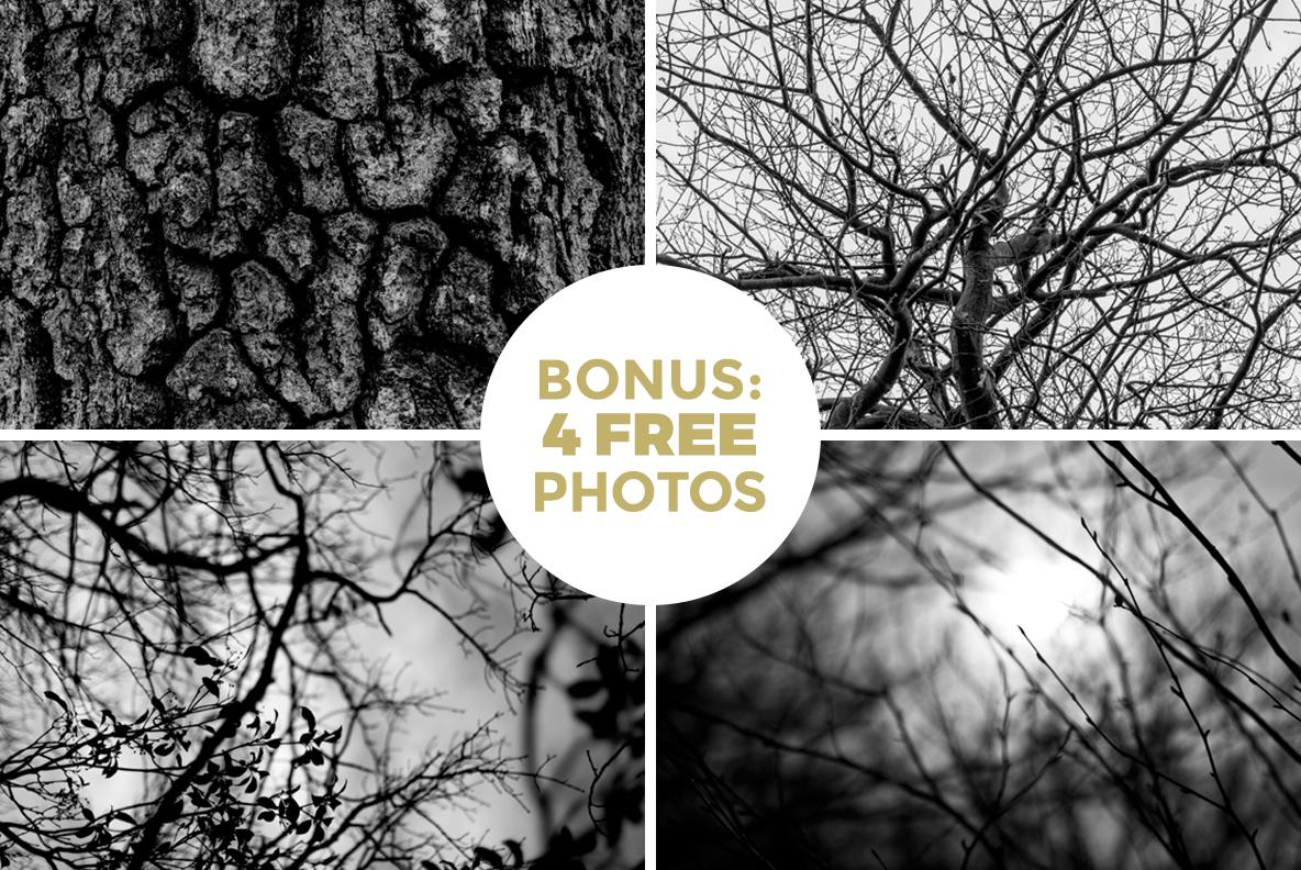 24 Occult Symbols Plus 4 Free Photos example image 6