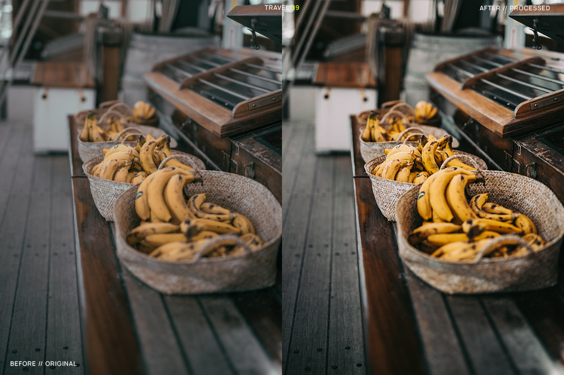 25 Travel Presets for Lightroom example image 11