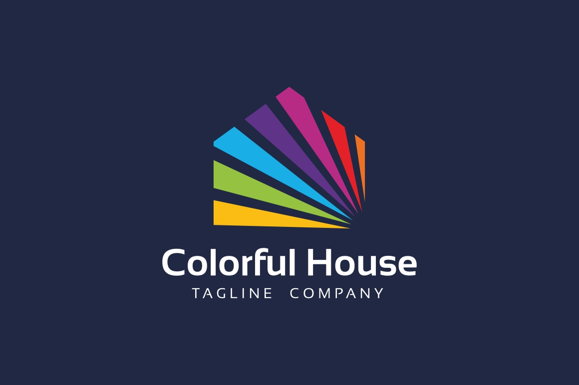 Color House Exclusive Logo example image 2