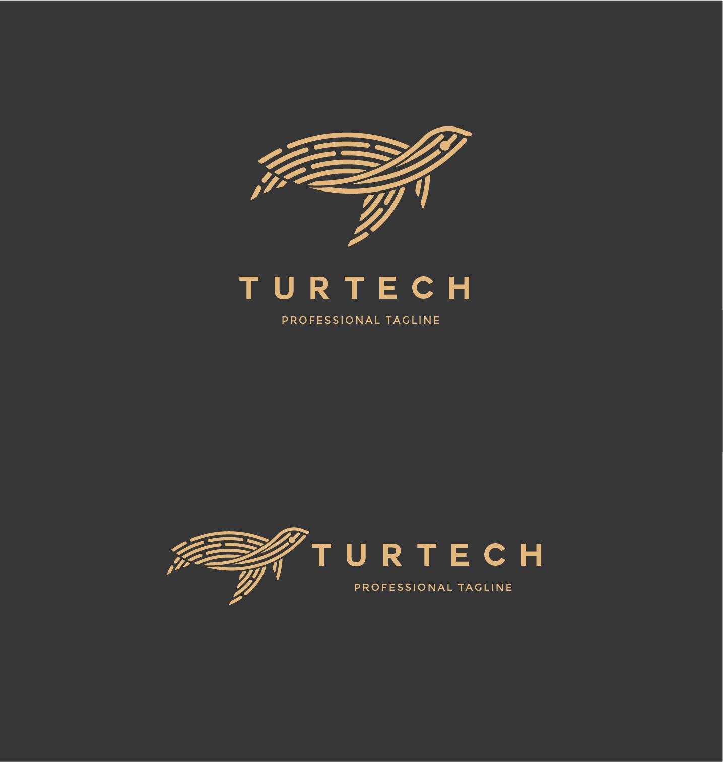 Animal Logo - Turtle Logo example image 3