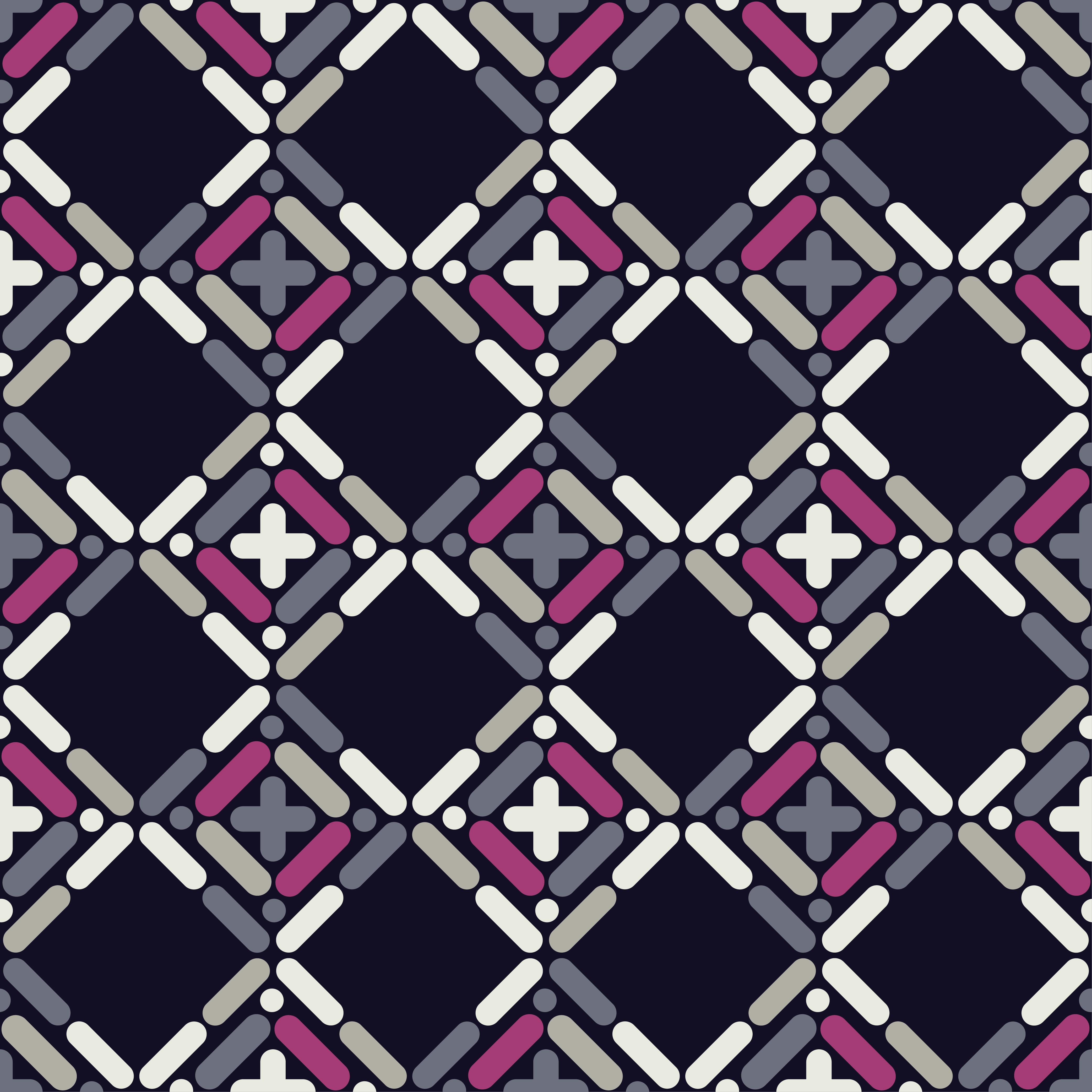 6 Ethnic boho seamless pattern.  example image 2