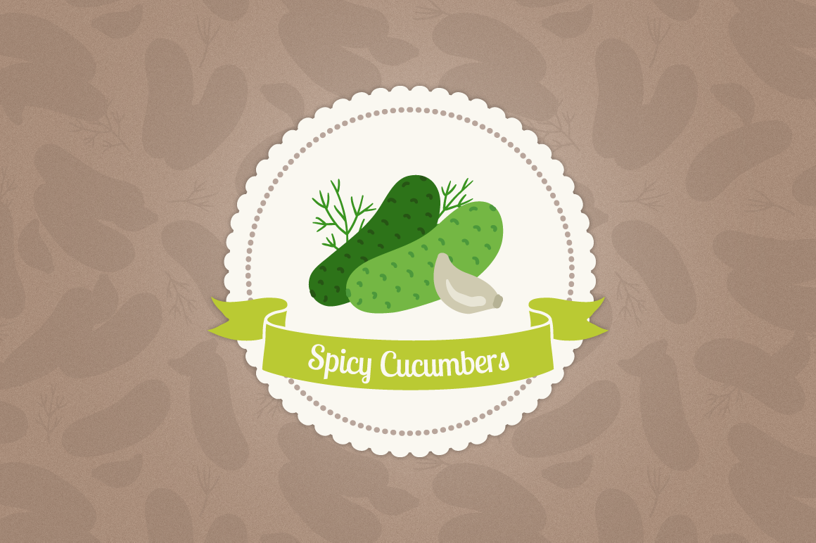 Spicy Cucumbers example image 3