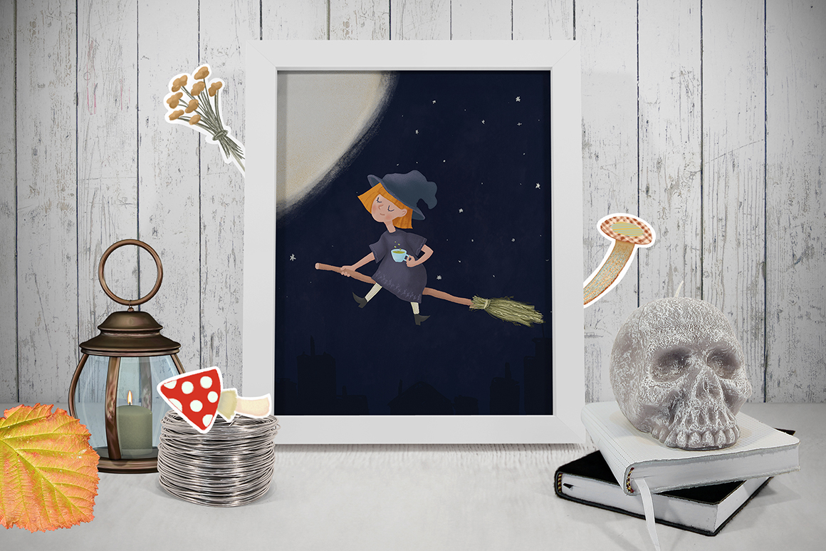 Little Witch collection example image 6