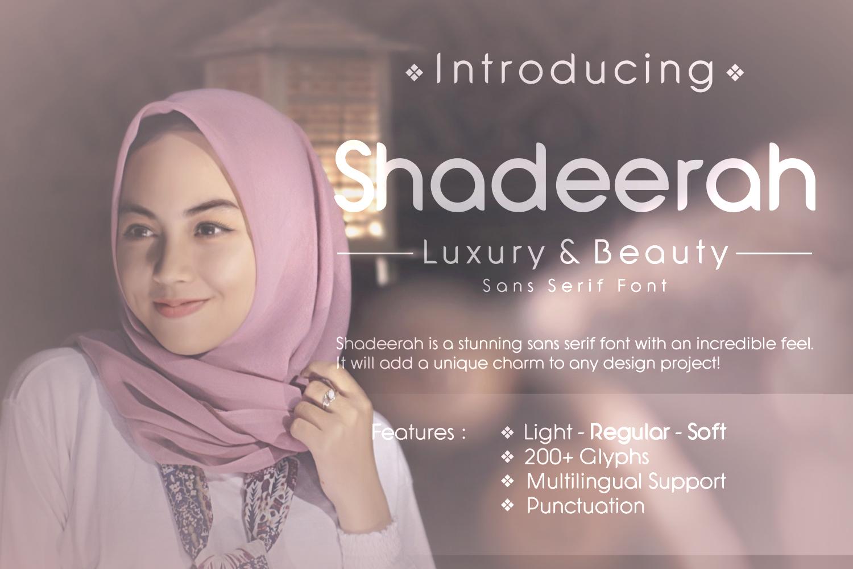 Shadeerah example image 1