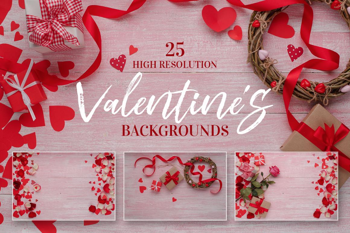 Valentines Day love celebration JPG set example image 1