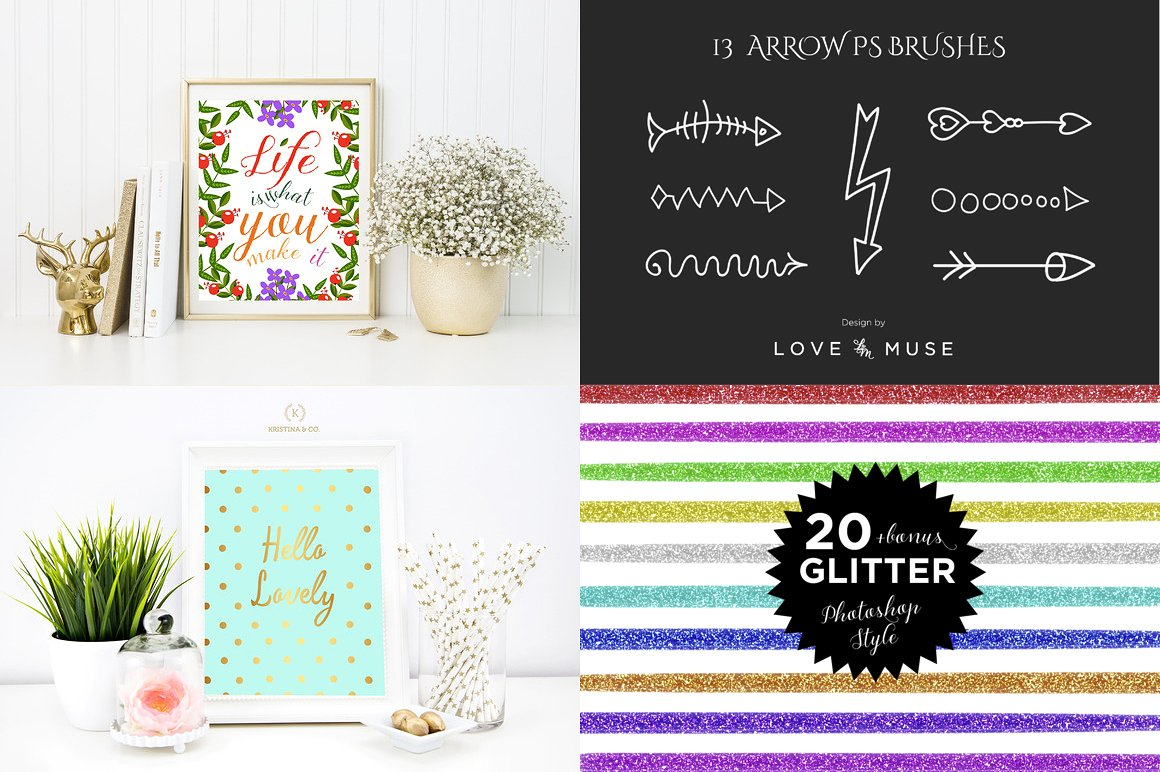 Graphic Bundle 90%OFF example image 23