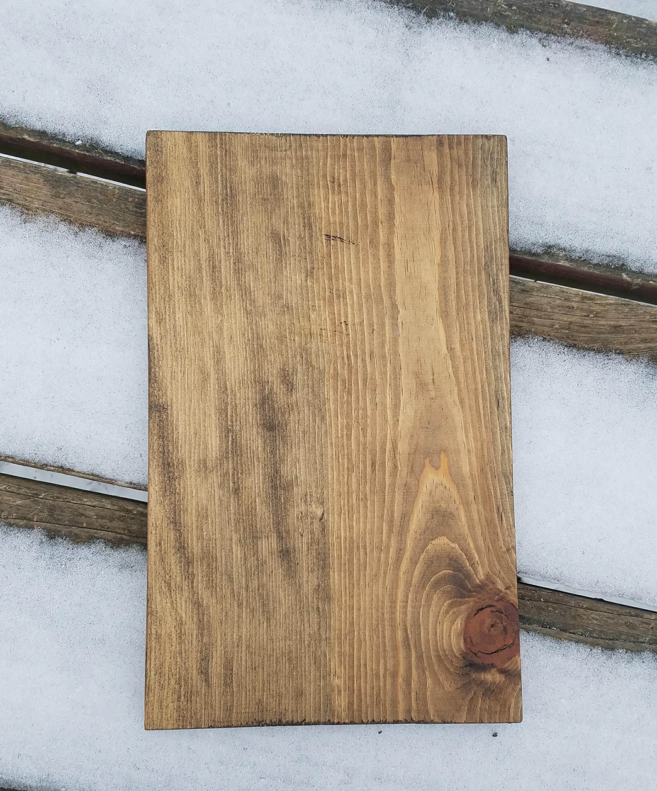 Wood sign Mockups example image 23