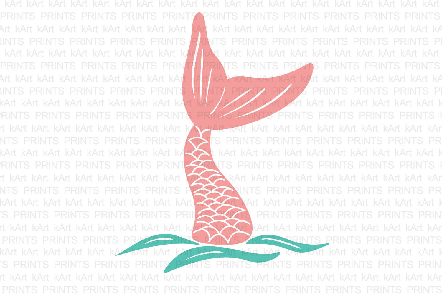 Unicorn Mermaid bundle svg dxf files clipart printable png example image 2