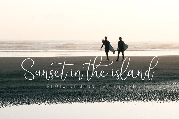 Starline | Beautiful Script Fonts example image 10