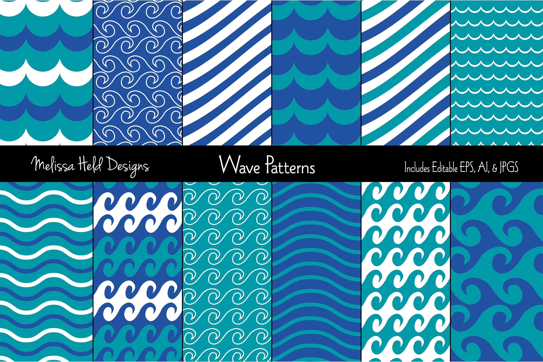 Wave Pattern Cool Inspiration
