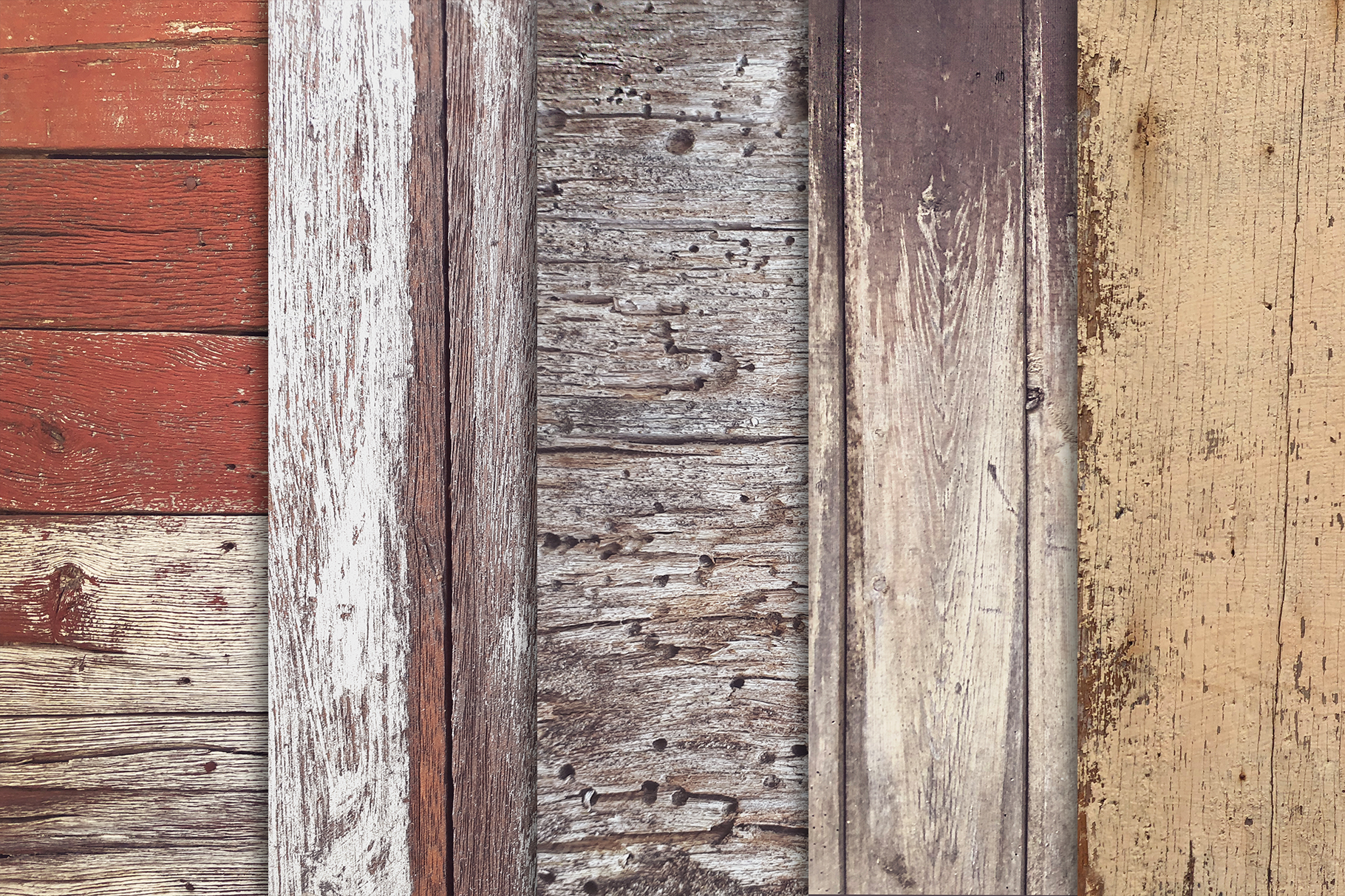 Old Wood Textures x10 example image 2