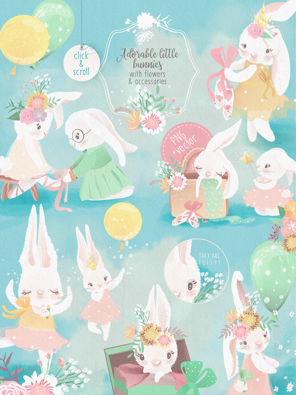 Little Pinky Bunny example image 2