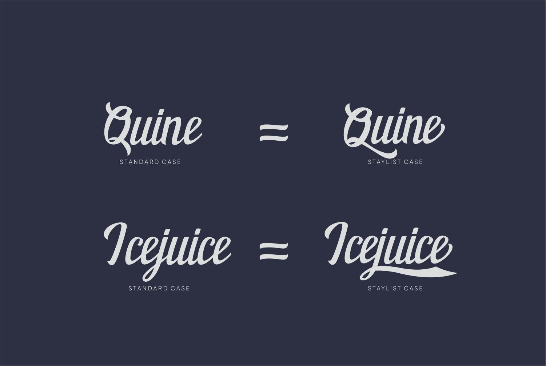 Westdjava Typeface example image 7