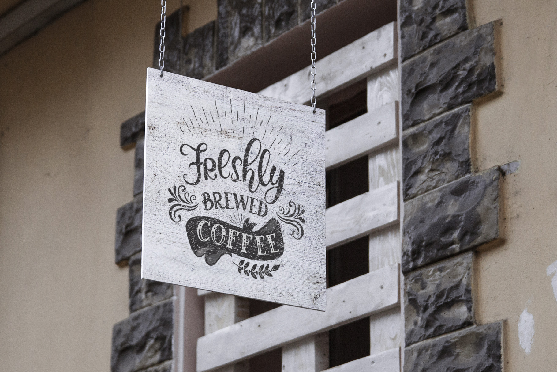 Coffee. Handlettering Quotes. example image 2