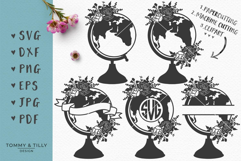 MEGA BUNDLE! Romantic Cut Files - SVG | Papercut example image 16