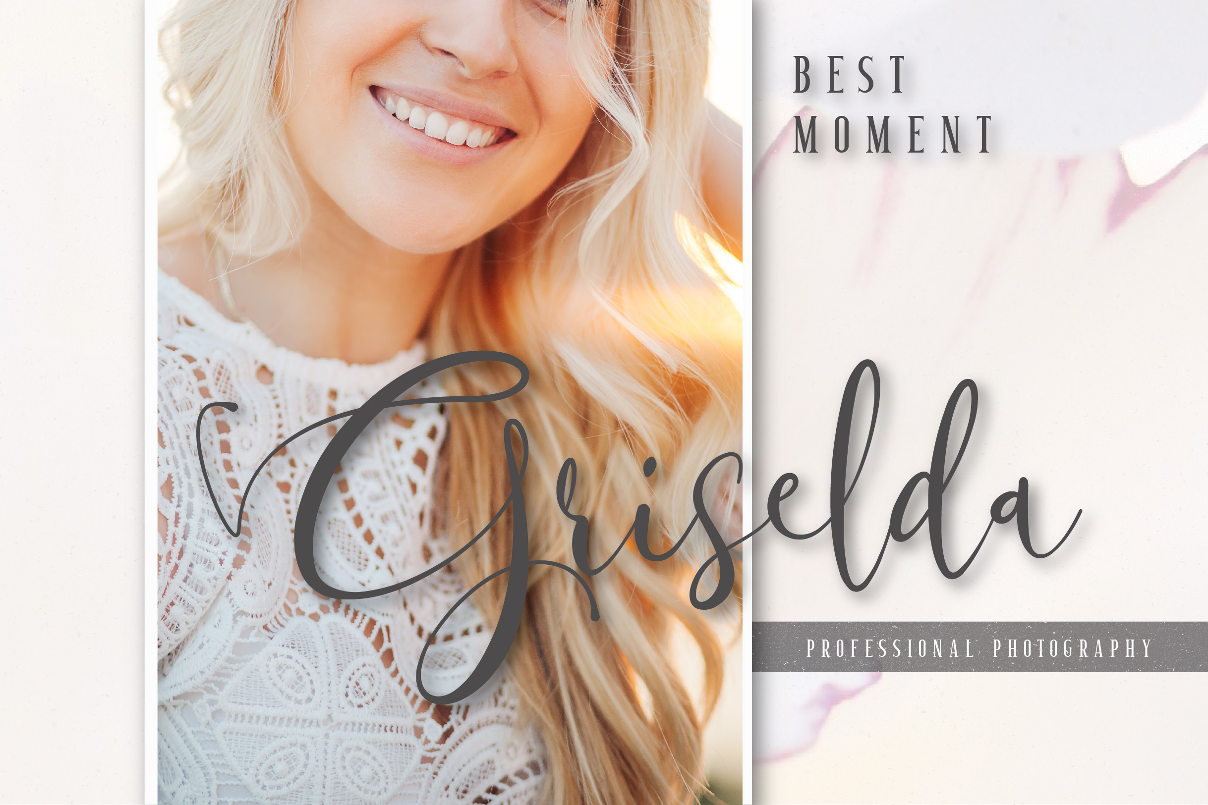 Passquina - A lovely Script Font example image 6