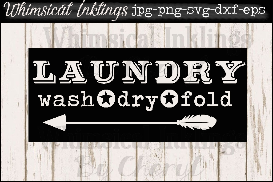 Super Laundry SVG Bundle MONTHLY SPECIAL- OVER 50 IMAGES example image 13