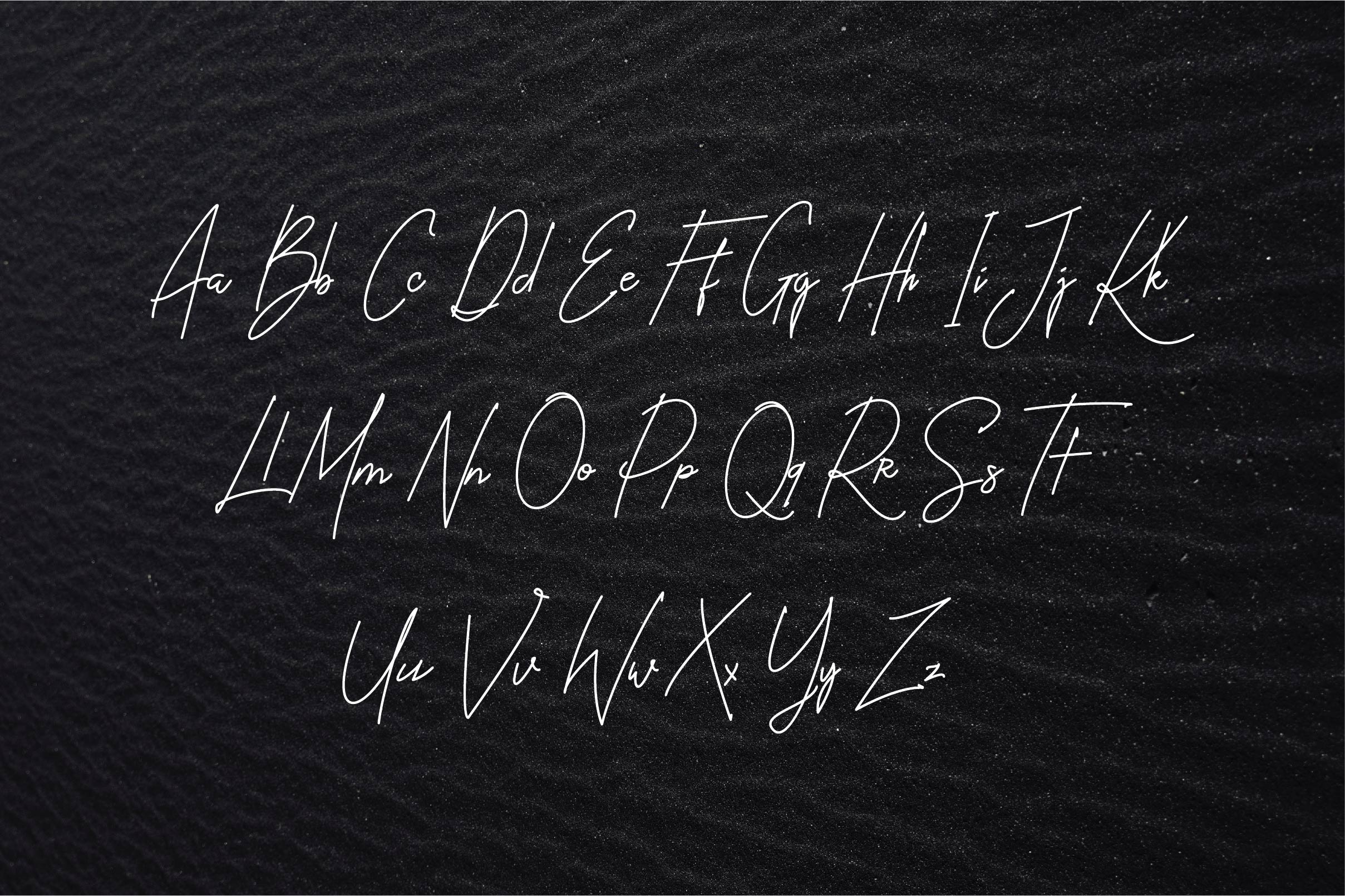 Ballistick - Classy Script Font with Extra Bonus example image 7