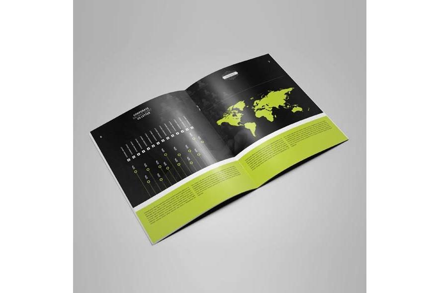 Corporate Balance Sheet US Letter example image 3